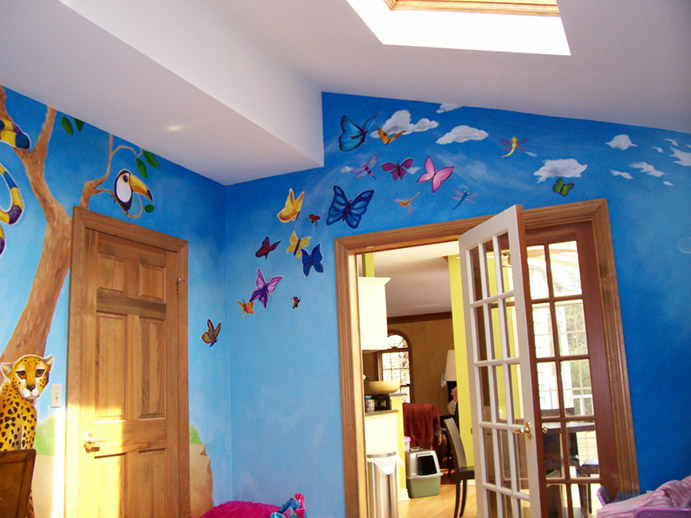 High End Painting Contractor, Milwaukee